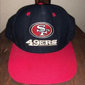 San Francisco 49'er Snap back cap NFL Reebok
